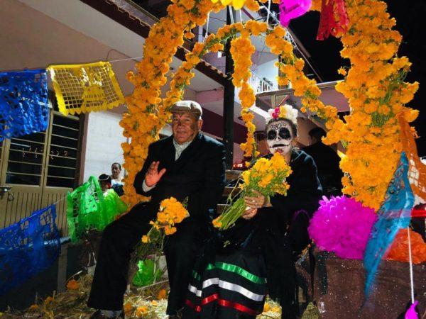 Ecuandureo listo para la celebración del Día de Muertos