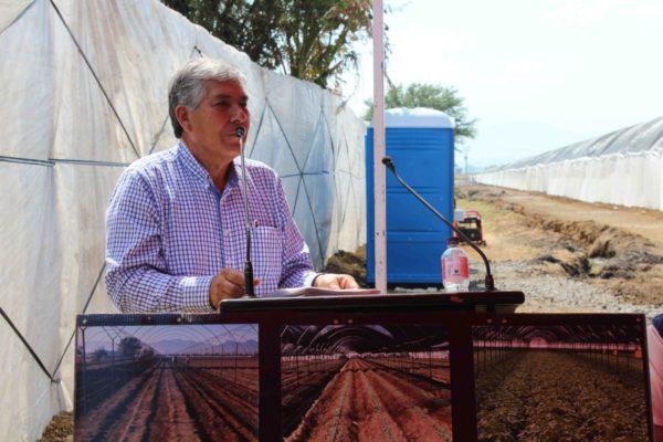 Ofrecen electricidad a bajo costo para  agricultores