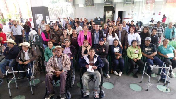 60 mil personas en Michoacán tienen alguna discapacidad funcional