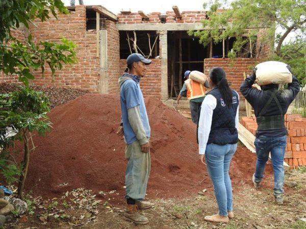 Alcaldesa Adriana Fortalece una Mejor   Vivienda para Familias Vulnerables