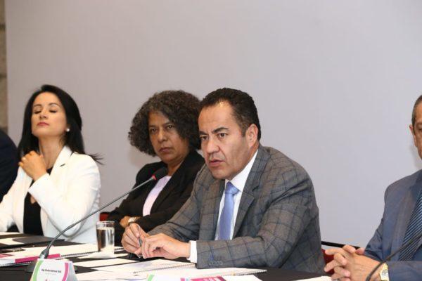 En Michoacán, cero tolerancia a la violencia contra la mujer: Carlos Herrera