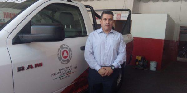 Protección civil afina detalles para operativo Día de Muertos en Zamora