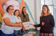 Entregan útiles escolares a alumnos de comunidades tangancicuarenses