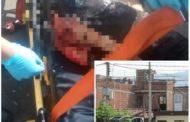Pistoleros enfrentan a municipales; hay 2 oficiales heridos y 3 civiles detenidos