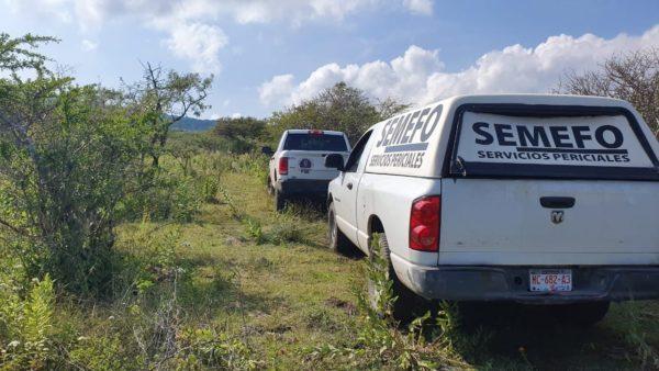 """Hallan a dos mujeres asesinadas en el predio """"Puerta de Llave"""" en Jacona"""