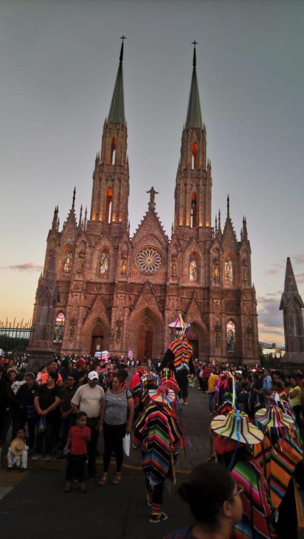 Definen plan operativo para peregrinaciones a Santuario Guadalupano