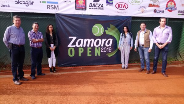 Arrancará tercera edición del Zamora Open en Club Campestre