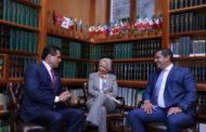 Con Segob coordinación y suma de esfuerzos por Michoacán: Silvano Aureoles