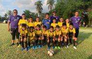 Zamora es campeón del torneo estatal de futbol categoría sub 10