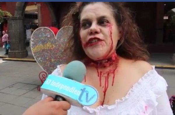 Celebración de Halloween y Día de Muertos no está peleada con zamoranos