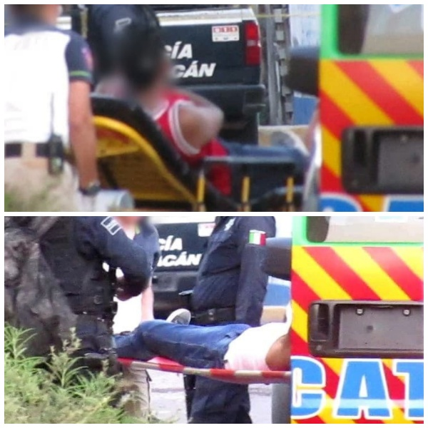 Pistoleros motorizados se enfrentan a la Policía y quedan heridos en Zamora