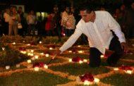 Vive Uruapan tradicional Festival de Velas