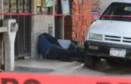 Desconocido es asesinado en la vía pública del municipio de Jacona