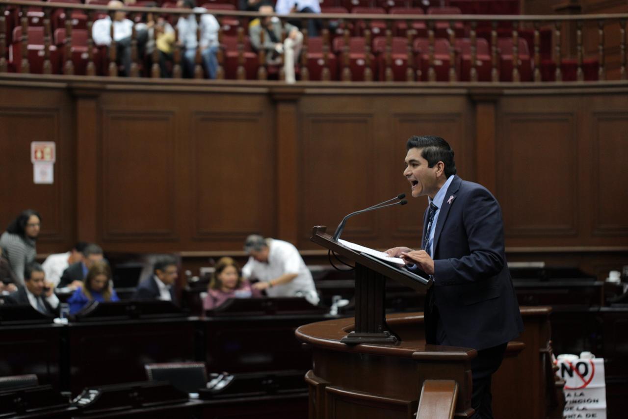 Exhorta Arturo Hernández a construir Ley de Los Pueblos y Comunidades Indígenas