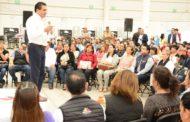 Impulsa Gobernador economía local con proyectos productivos