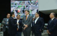Felicita Embajador de EUA a Michoacán por esfuerzos en seguridad