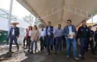 Supervisa Gobernador detalles del Congreso y Campeonato Nacional Charro