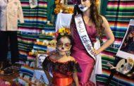 Gusta a ecuandurenses celebración del Festival cultural de Día de Muertos los días 31 de octubre y 1 de noviembre