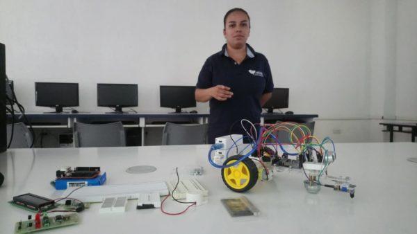 Crecimiento en cuestión de robótica ha sido lento en Zamora