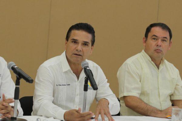 Entrega Gobernador Programa de Ordenamiento Ecológico para Sierra Costa y Lázaro Cárdenas
