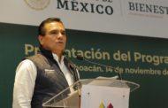 Arranca en Michoacán Sembrando Vida para proteger bosques