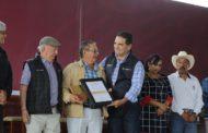 Encabeza Gobernador entrega del Premio Nacional al Mérito Forestal 2019