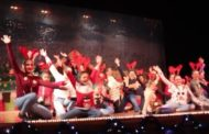 Baile, canto y magia en Christmas Party de Asociación Civil Prócora