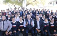 Inaugura Gobernador obras en Conalep La Piedad
