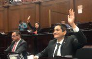 Presenta Arturo Hernández propuesta de sistema estatal de mitigación de emisiones