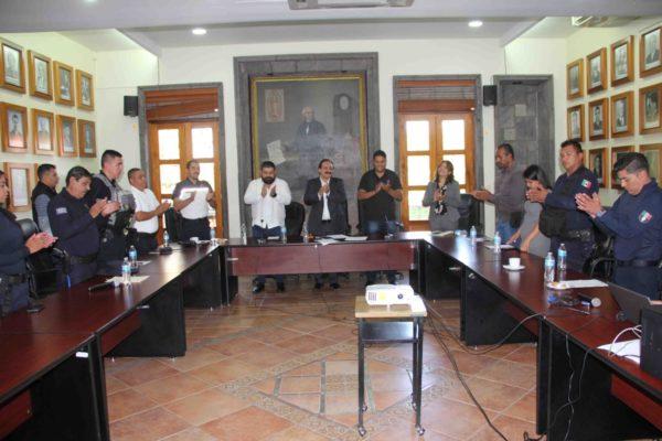 Todos contra delincuencia en Consejo Intermunicipal de Seguridad Pública