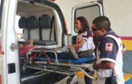 A balazos atentan contra un joven en el Fraccionamiento Altamira
