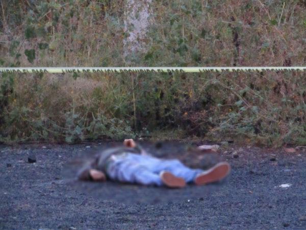 Otro asesinato en Zamora, ahora en el Libramiento Norte