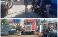 Siete detenidos, armas, cartuchos y vehículos asegurados en Zamora