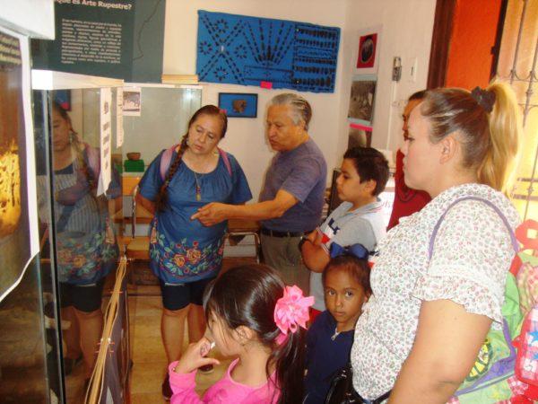 AUMENTÓ EL NÚMERO DE VISITANTES AL MUSEO MUNICIPAL JACONA