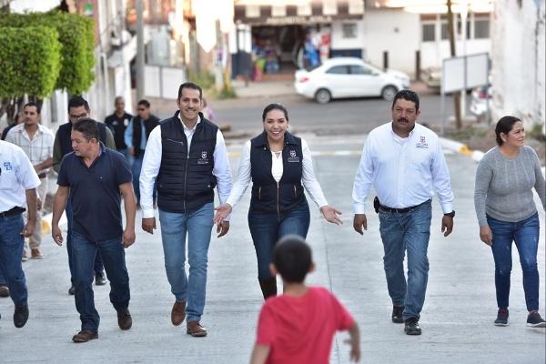 AYUNTAMIENTO DE JACONA CIERRA ESTE AÑO CON RESULTADOS: ADRIANA CAMPOS