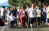 Participan más de 300 en 1a Carrera