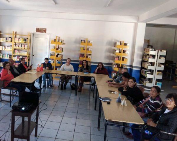 BIBLIOTECARIOS REGIONALES PLANEAN ACTIVIDADES DECEMBRINAS