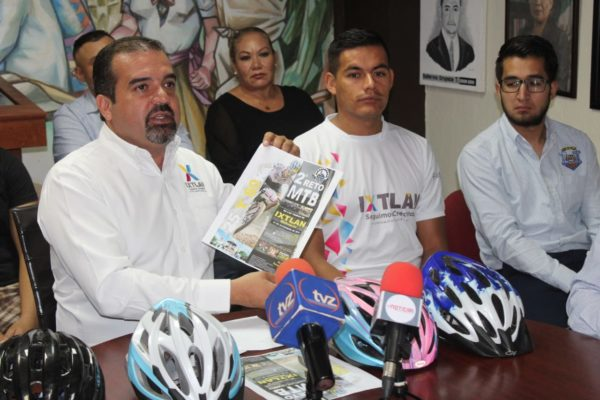MTB Ixtlán anunció su segunda rodada ciclista