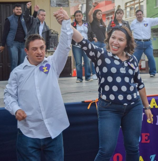DIF Tangancícuaro encabezó celebración del Día Internacional de las Personas con Discapacidad