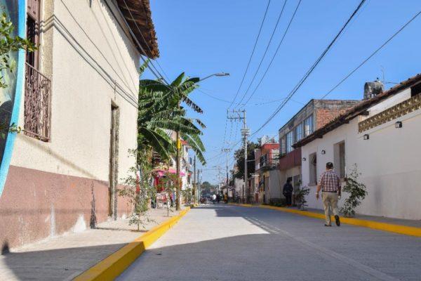 Reabrirán circulación de Avenida General Carlos Salazar en Tangancícuaro