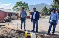Mayor  seguridad en Escuela Emiliano Zapata de Tierras Blancas Tangancícuaro