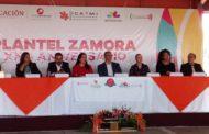 ICATMI, detonante para desarrollo socio-económico del estado: Robledo García