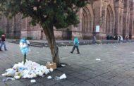 En Zamora no habrá recolección de basura el 12 de diciembre