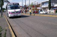 Transporte público compromete no aumentar tarifa