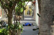 Hombre es asesinado a unos metros de su casa en Zamora
