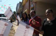 Promueve Martin Samaguey escrituración en Poniente de Zamora