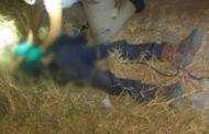 Maniatado y baleado es abandonado cadáver en Jacona