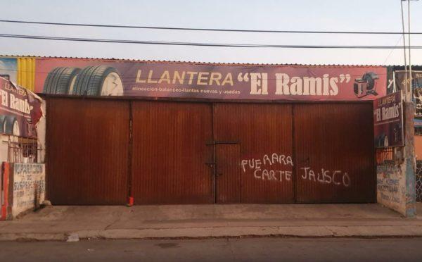 Se registra fallido ataque con bombas molotov en Zamora