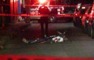 Ciclista pierde la vida acribillado en Jacona