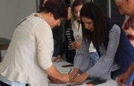 DIF Municipal de Ecuandureo entregó casi 100 tarjetas de INAPAM